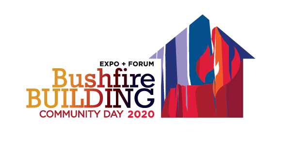 Bushfire Building Community Day 2020 logo